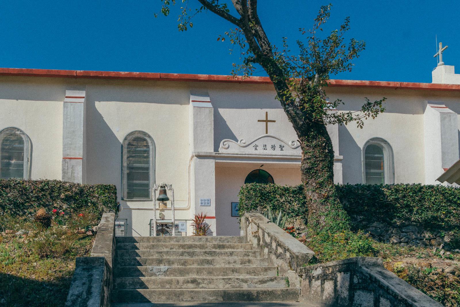 Sai Kung church