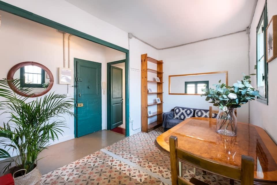 Airbnb, Barcelona, 2020, alojamiento 5
