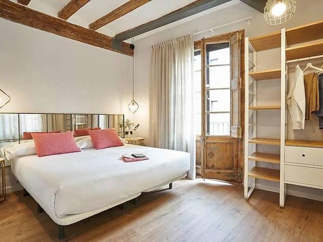 Airbnb, Barcelona, 2020, alojamiento 6