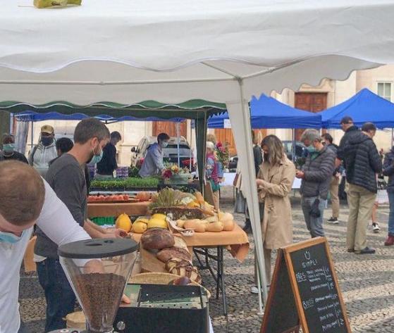 mercado de produtores