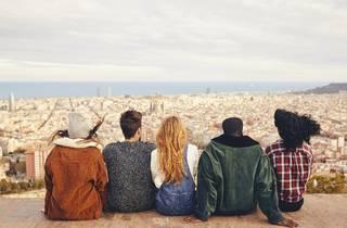 Rutes de Nadal per descobrir Barcelona