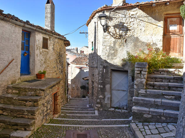 Another beautiful Italian village is selling houses for just €1