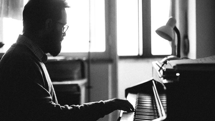 Música, Pianista, Tiago Sousa, Merzbau