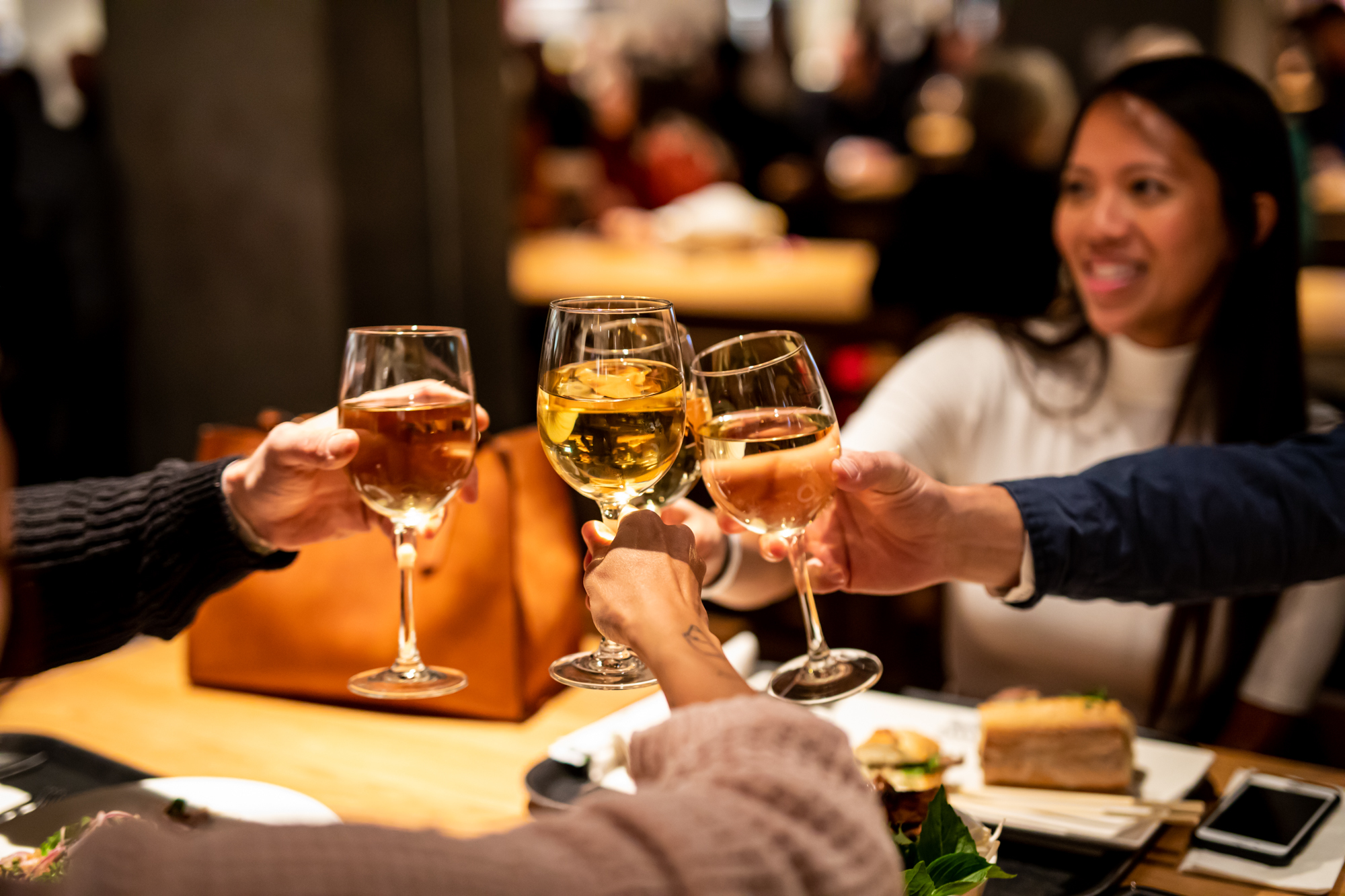 Take your takeout up a notch by pairing these wines with Time Out Market Montréal's eateries