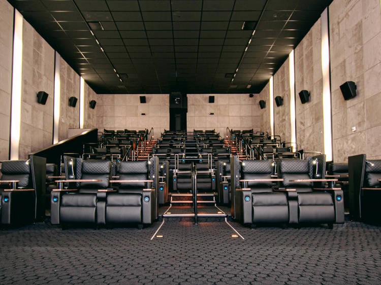 Catch a movie at CMX Cinemas