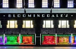Bloomingdales holiday windows