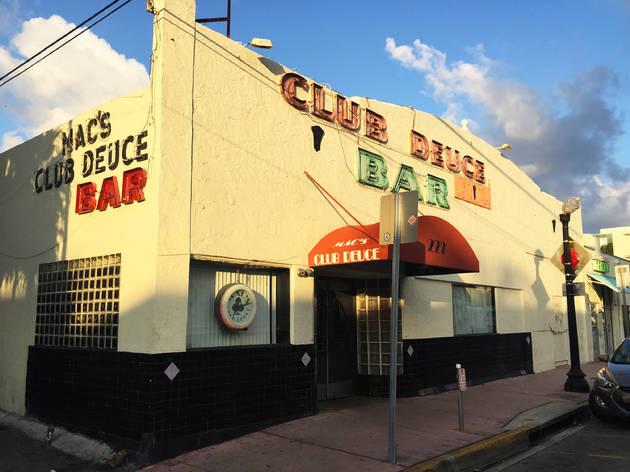 Mac's Club Deuce Miami
