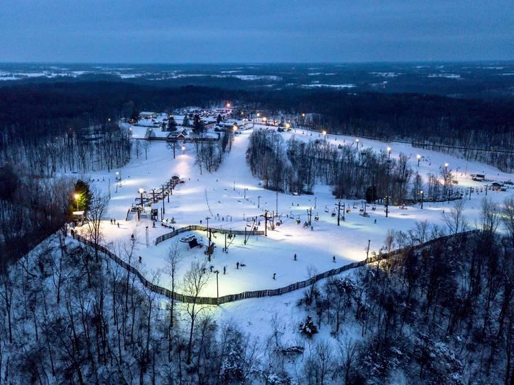 Swiss Valley Ski & Snowboard Area