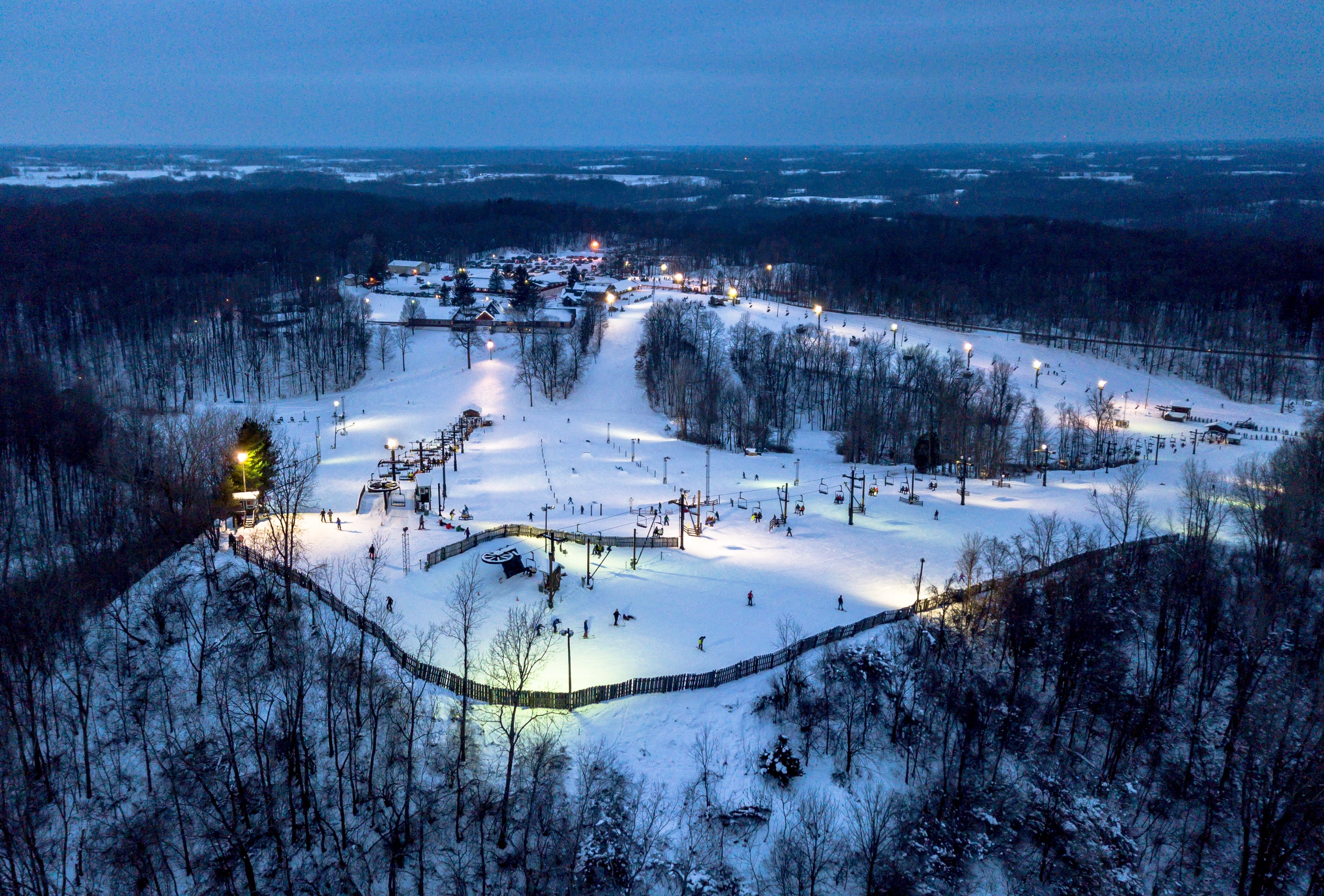 Swiss Valley Ski and Snowboard Area