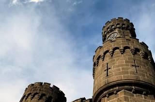 Pentridge Prison Clocktower