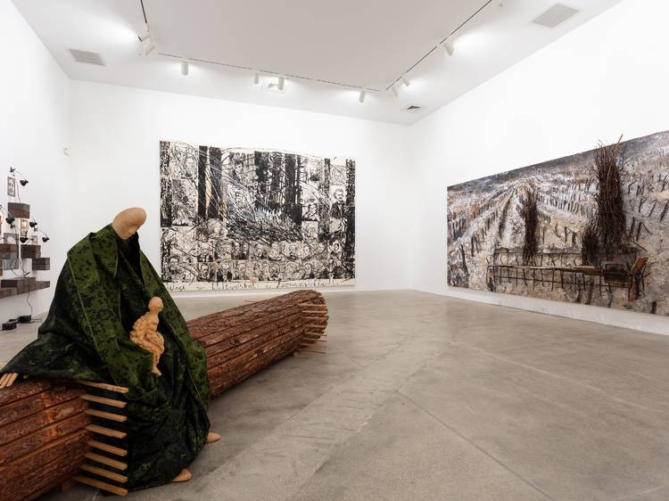 Take in the wonders of the Rubell Museum