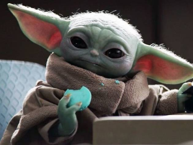 "Juguetes, peluches, funkos y más productos inspirados en Baby Yoda ""The Child"""