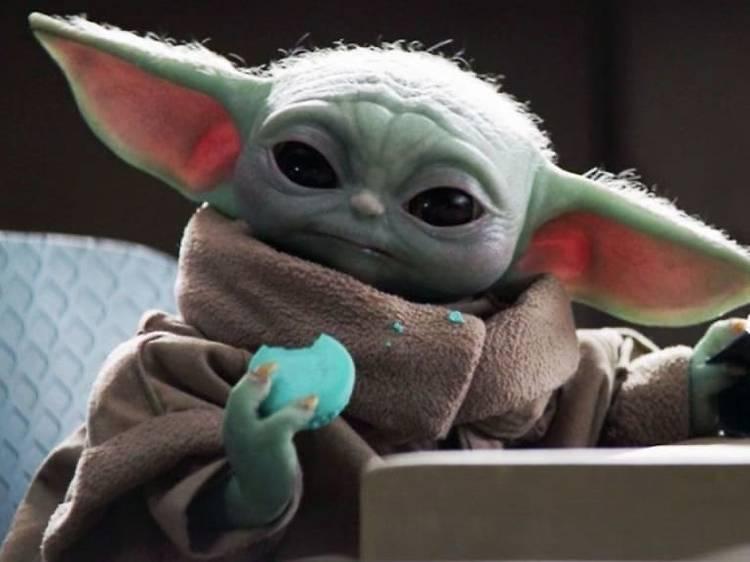 """Juguetes, peluches, funkos y más productos inspirados en Baby Yoda """"The Child"""""""