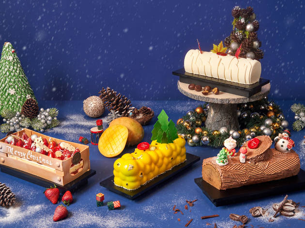 The best cakes to get for Christmas this year