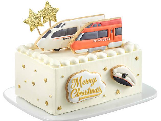 Christmas cakes 2020
