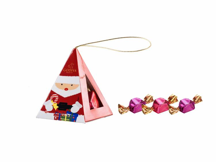 Holiday chocolate gift box ($89)