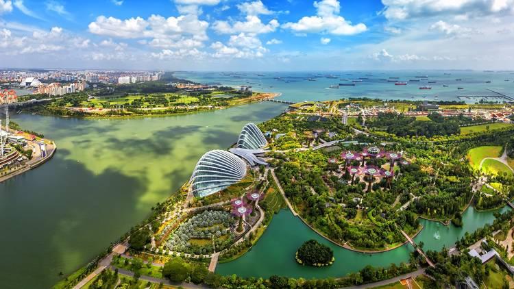 SG Travel bubble