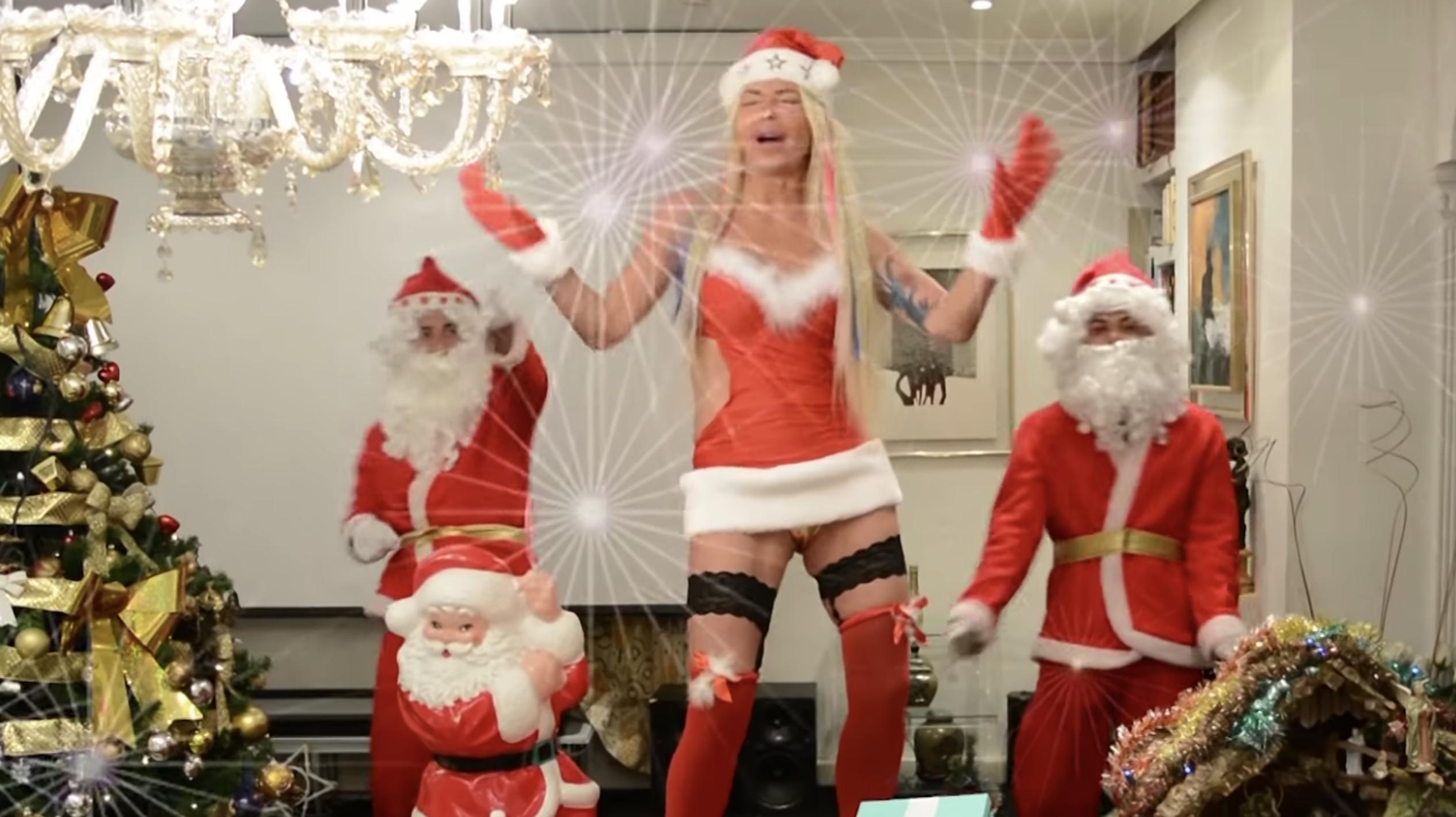 Tiembla Mariah Carey, Leticia Sabater tiene nuevo villancico