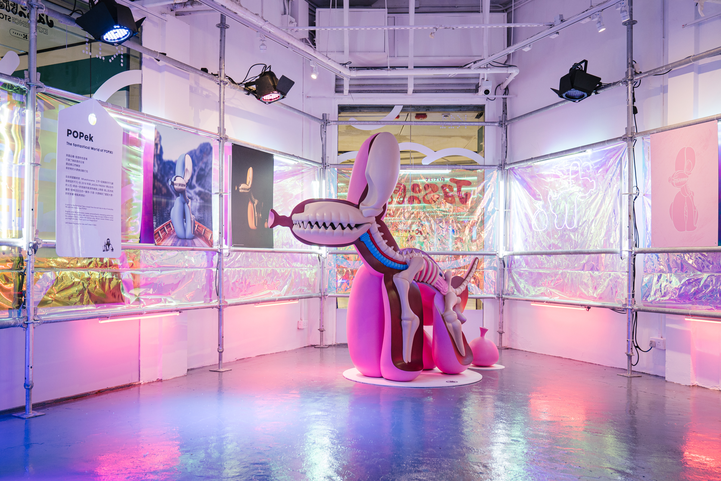Outside In: An Unconventional World of Art Toys