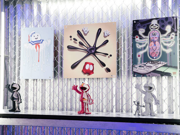 Outside In: An Unconventional World of Art Toys by Jason Freeny