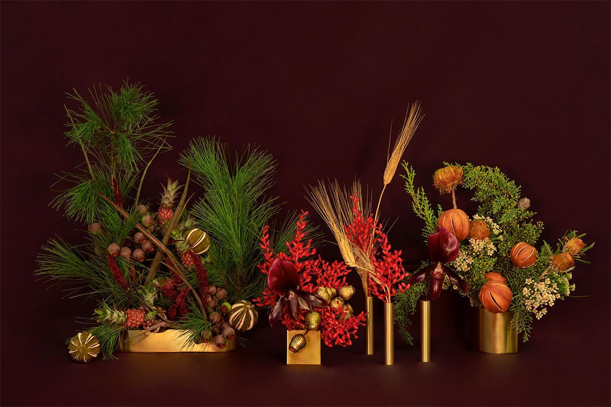 8 Best Florists In Singapore For Christmas Wreaths And Festive Flowers
