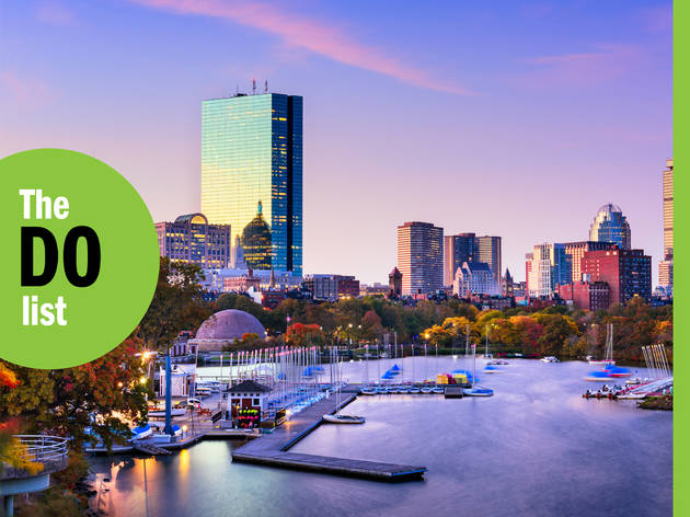 The 50 best things to do in Boston right now
