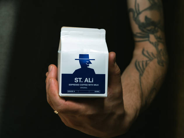 Step up your iced coffee game with St Ali
