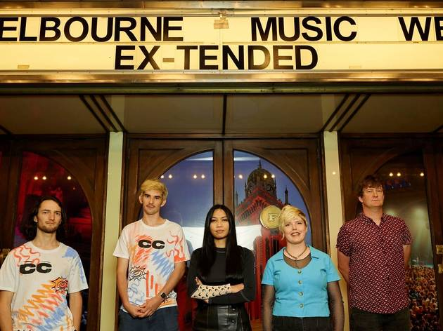 Melbourne Music Week Extended