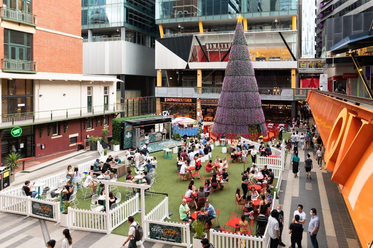 QV Christmas Hub 2020