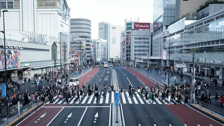 Photo: Yasuhiro Yokota/UnsplashAn undated stock photo of Shinjuku