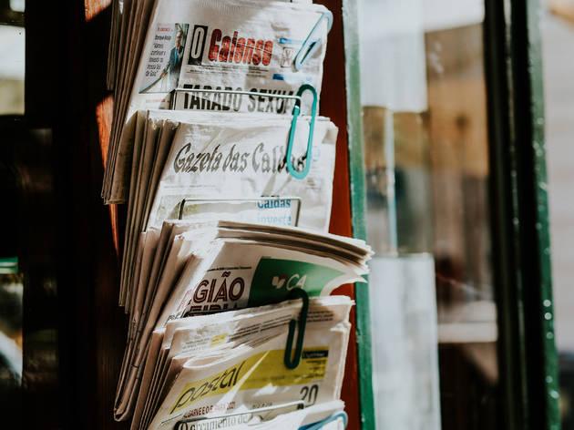 jornais da brasileira