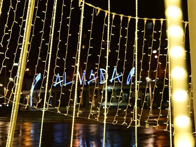 Natal em Almada