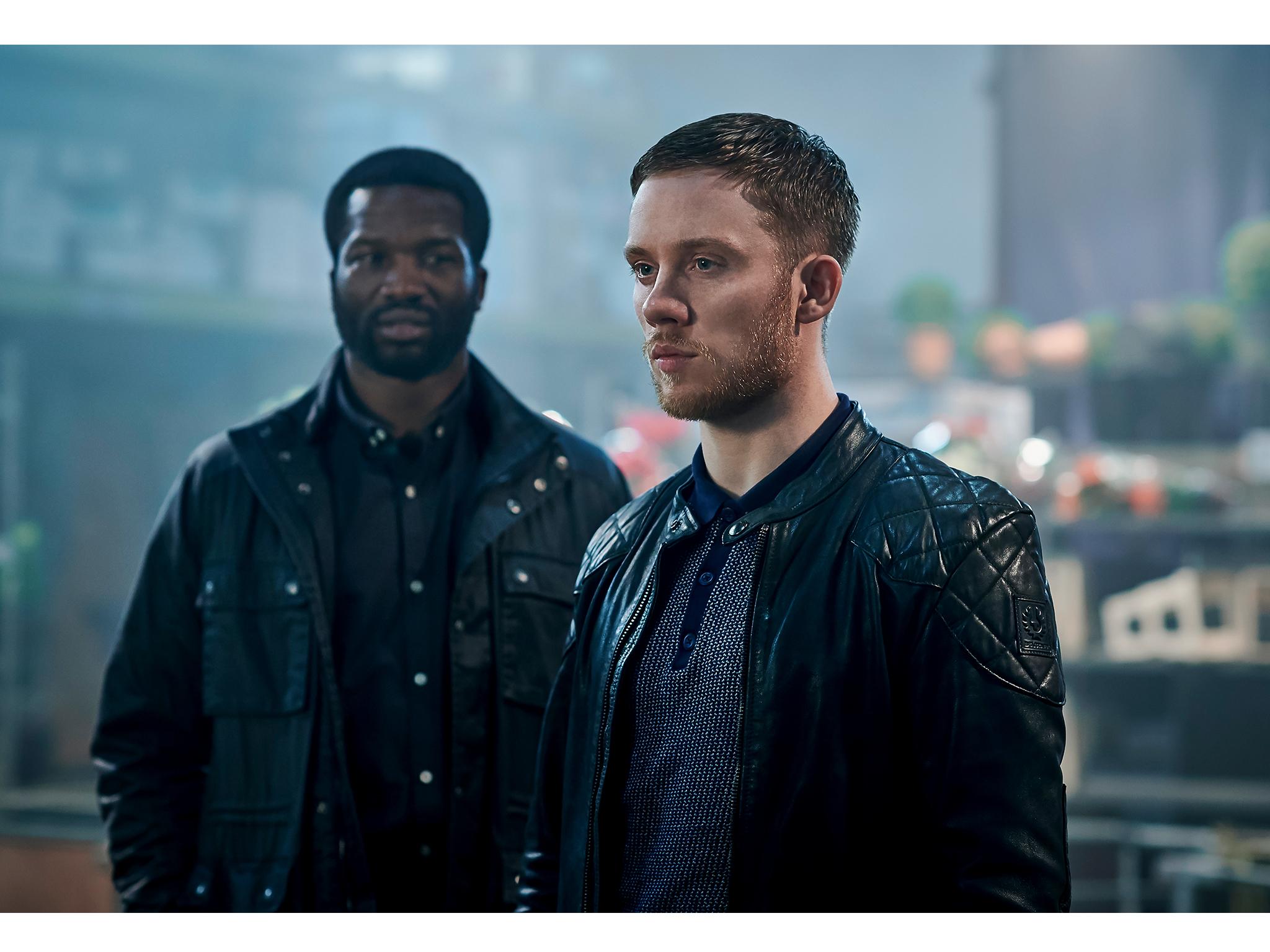 Televisão, Séries, Gangs of London (2020)