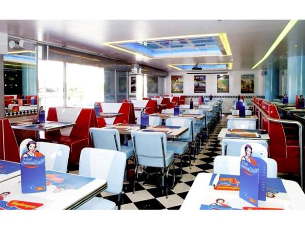 Restaurante, Cozinha Americana, Great American Disaster