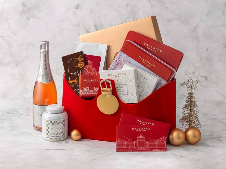 The best Christmas hampers to buy in Hong Kong