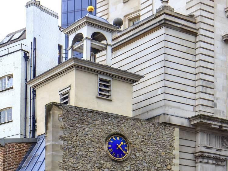 London's smallest church