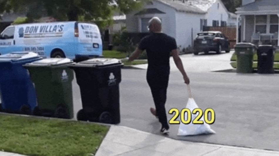 These are officially the most popular GIFs of 2020