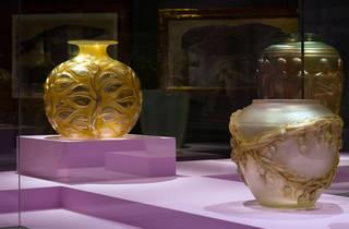 René Lalique e a Idade do Vidro