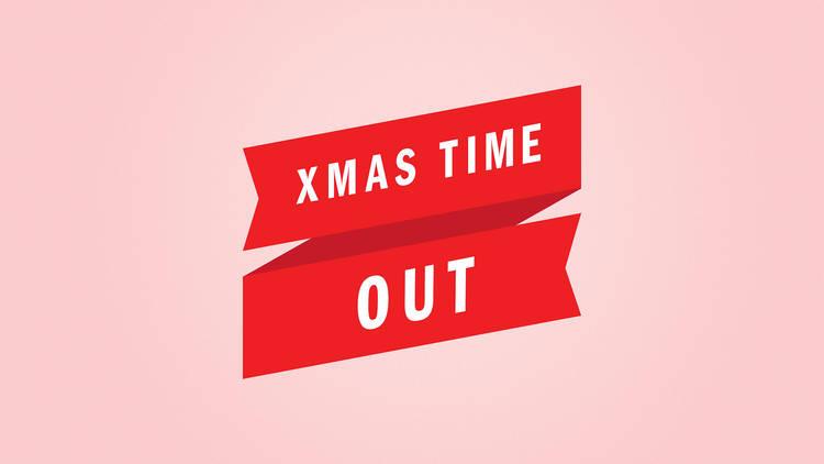 Xmas Time Out logo