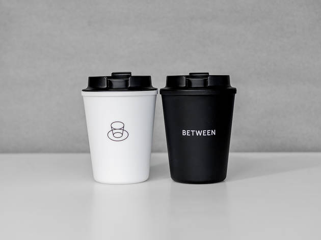 Between Coffee