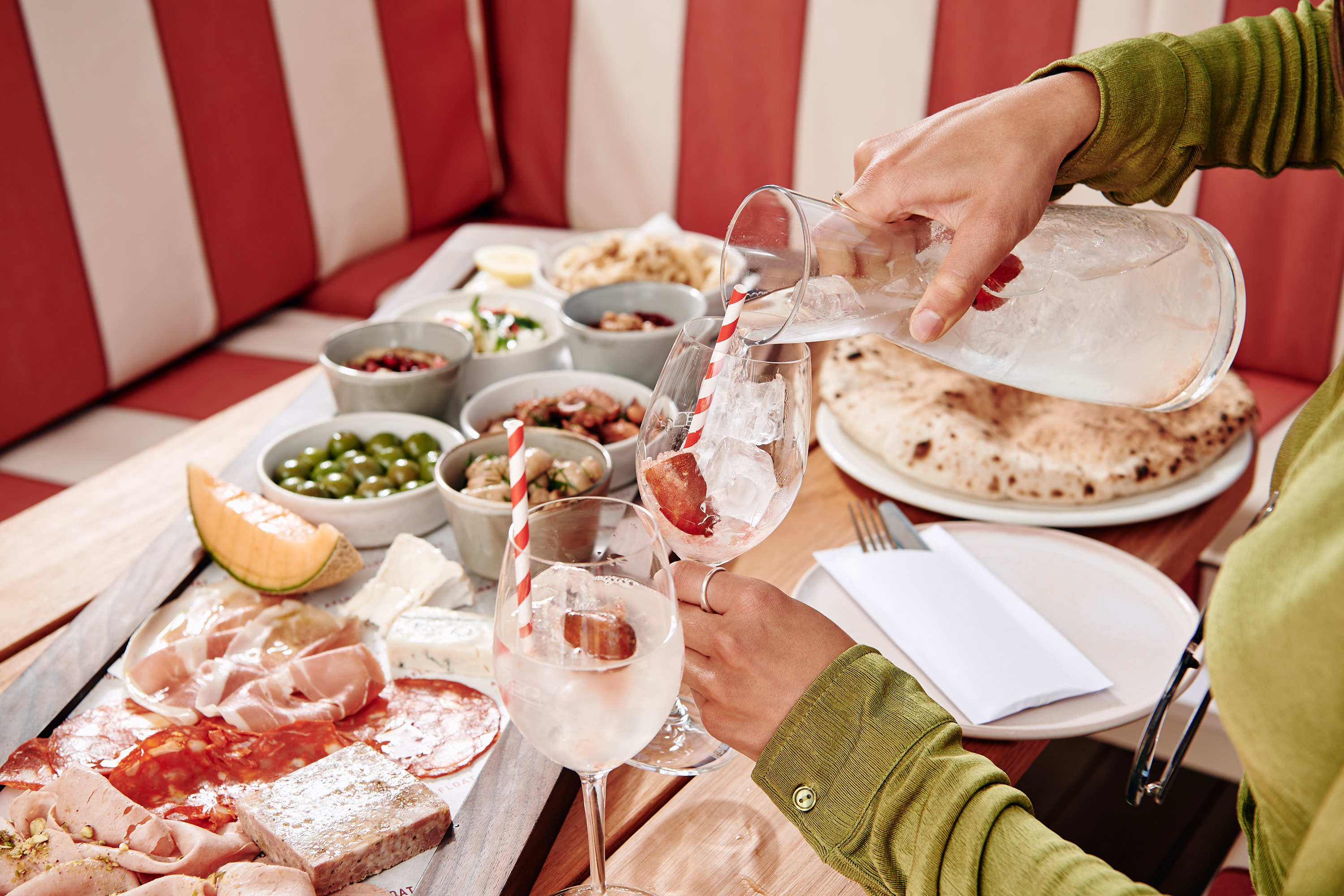 The best New Year's Eve feasts in Melbourne