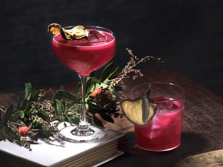 The best festive cocktails in Hong Kong to try this Christmas season