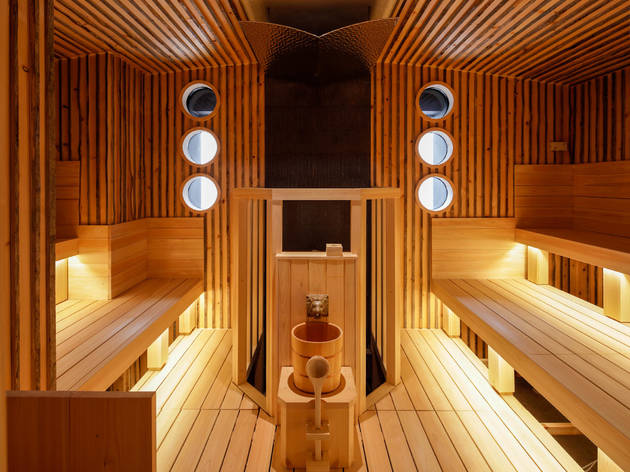 Here are the best saunas in Japan for 2020 as ranked by Saunachelin