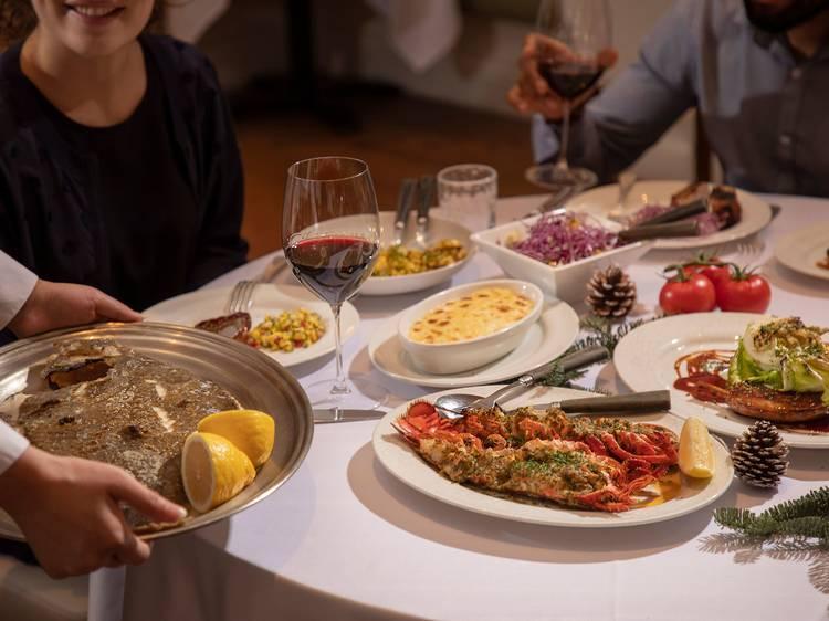 LPM Restaurant & Bar:地中海風情