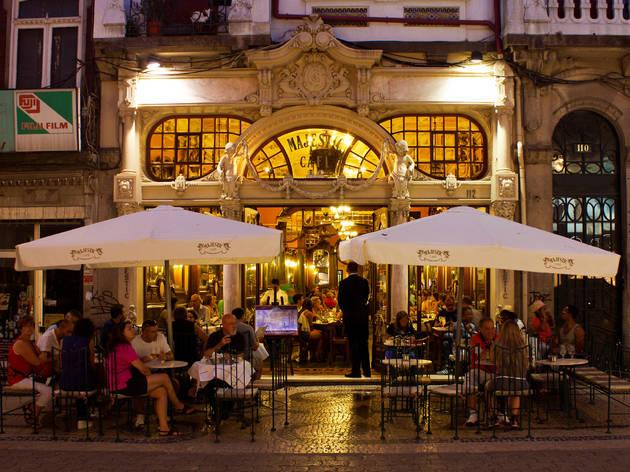 Porto's legendary Café Majestic has closed its doors