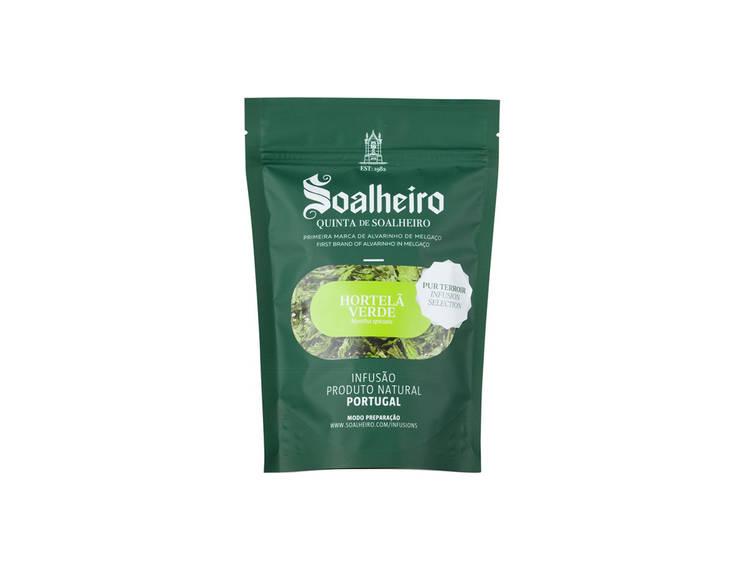 Hortelã verde do Soalheiro