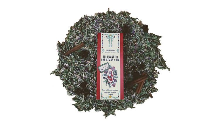 Chá, Paisagindo.Bio, All I Want for Christmas is Tea
