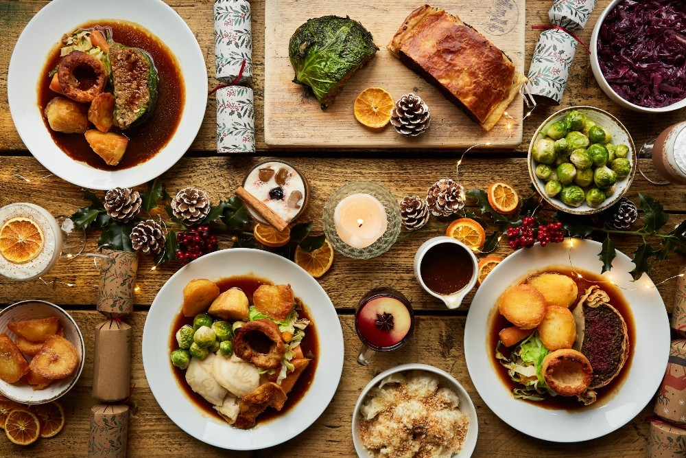 The 9 best Christmas meals to book at London restaurants