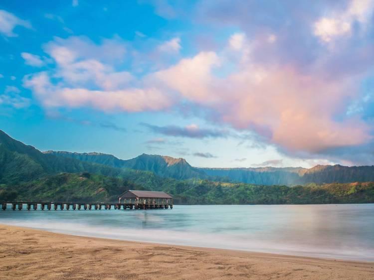 Hanalei Bay | Kauai, Hawaii