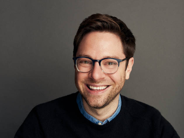 Tim Federle productor de High School Musical: el musical. La serie